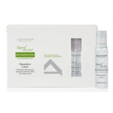 Alfaparf Semi Di Lino Reconstruction Reparative Lotion Kit, 6 Count