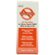 Ardell Hair Color Bottle, Unred, 0.25 Ounce