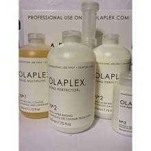 OLAPLEX SALON INTRO KIT - STEP NO 1, 2 PLUS 3