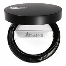 April Skin Magic Snow Cushion SPF50+ / PA+++ (15g) (23 Natural Beige)