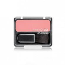 COVERGIRL Cheekers Blendable Powder Blush, Pretty Peach .12 oz (3 g)