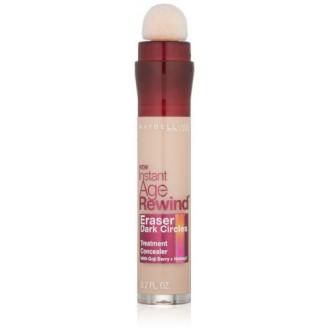 Maybelline New York Instant Age Rewind Eraser Dark Circles Treatment Concealer, Fair 110, 0.2-fluid Ounce