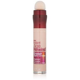 Maybelline New York Instant Age Rewind Eraser Dark Circles Treatment Concealer, Brightener 160, 0.2-fluid Ounce