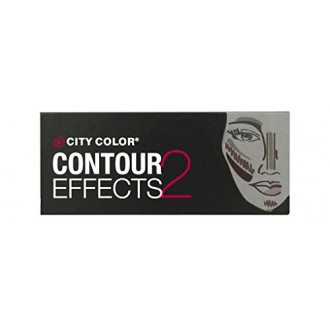 City Color Contour Effects TWO