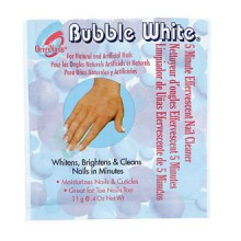 OrigiNails Bubble White 5 Minute Effervescent Nail Cleaner (2 packs)
