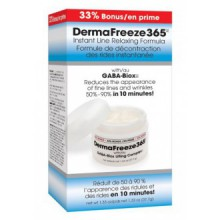 Dermafreeze365 Instant Line Relaxing Formula, 1.33-Ounce Box