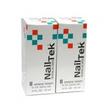 NAIL TEK Intensive Therapy II - 2 x 0.5oz Bottles