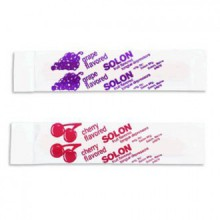Solon Flavored Tongue Depressors Junior Grape - Box of 100