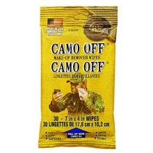 Hunters Specialties Camo-Off Makeup Remover