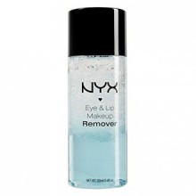 NYX Eye And Lip Makeup Remover, Clear/Blue, 2.8 Ounce