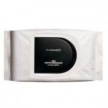 MAC Bulk Wipes Cleansing Towelettes 100 Sheets