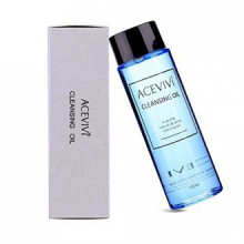 ACEVIVI Natural Facial Cleansing Oil Anti-Aging Deep Cleansing Oil Useful Eye Makeup Remover 5.3 Fluid Ounces-120ml