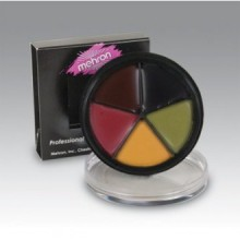 Mehron Bruise Makeup Wheel (1 oz)