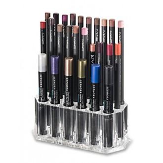 byAlegory Premium Beauty Organization Acrylic Eye/Lip Liner Organizer