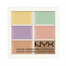 NYX Cosmetics corrección de color Corrector 3CP04