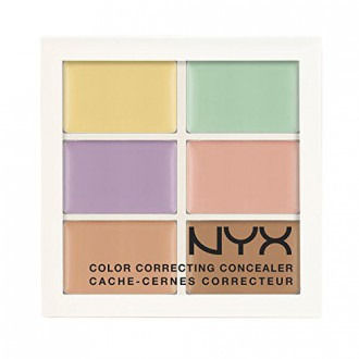 NYX Cosmetics Color Correcting Concealer 3CP04