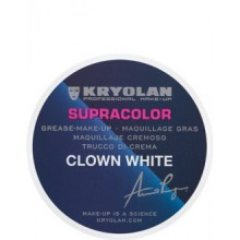 Kryolan 1081 Supracolor 30g (CLOWN BLANC)