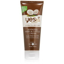 Yes to Coconut Protecting Hand and Cuticle Cream, 3 Ounce