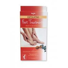 My Spa Life 95952 Eucalyptus Oil + Granular Walnut Shells Exfoliating Foot Treatment - 4 Treatments