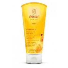 Weleda Calendula Shampooing pour bébés et Body Wash, 6,8-Ounce