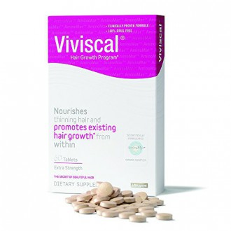 Viviscal Extra Strength Hair Nutrient Tablets, 60-Tablets (Packaging May Vary)