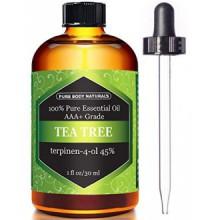 Pure Body Naturals Pure Body Naturals Tea Tree Oil, 1 fl. Oz