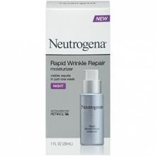Neutrogena Rapid Wrinkle Repair Night Moisturizer, 1 Fl. Oz