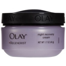 Olay Regenerist Night Recovery Cream 1.7 Oz, Pack of 2