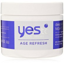 Yes to Blueberries Deep Wrinkle Night Cream, 1.7 Ounce