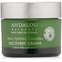 Andalou Naturals Clear Overnight Recovery Cream, 1.7 Ounce