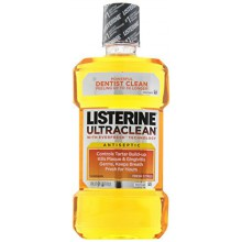 Listerine Ultra Clean rince-bouche antiseptique, agrumes frais, 1 pintes 1,8 Fl Oz