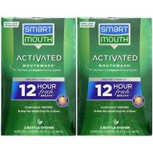 Smart Mouth Mouthwash, menthe fraîche - 16 oz - 2 pk