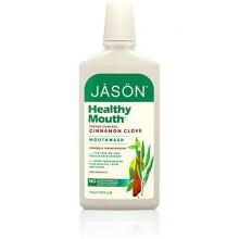 JASON naturel sain Mouth Naturellement combattent les bactéries Mouthwash 16,0 oz
