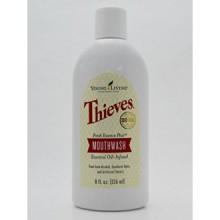 Les voleurs d'essence Fresh Plus Mouthwash v.3 de Young Living Essential Oils - 8 oz