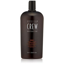 American Crew Classic 3-in-1 Shampoo plus Conditioner, 33,8 Ounce