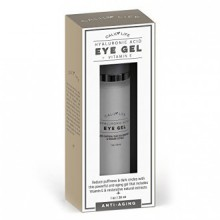 Calily Life Hyaluronic Acid Eye Gel + Vitamin E with Dead Sea Minerals, 1 Oz. - Deep Penetration Formula - Anti-Wrinkle and