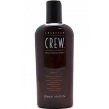 American Crew Classic 3-in-1 Shampoo ainsi Conditioner, 8.4 Ounce