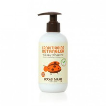Little Twig All Natural, Hypoallergenic Conditioning Detangler with a Blend of Tangerine, Lemon, and Rosemary, Happy